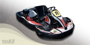 Image of Sodi Adult Kart RX 7 Model TUKE the ultimate karting experience Melbourne