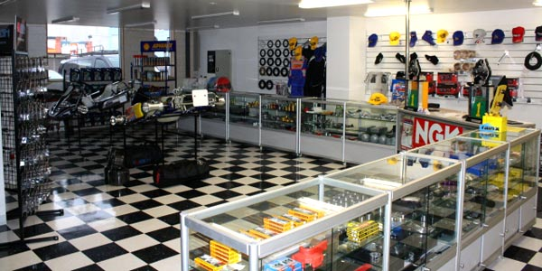 image of T.U.K.E The Ultimate Karting Experience store shop South Morang Melbourne